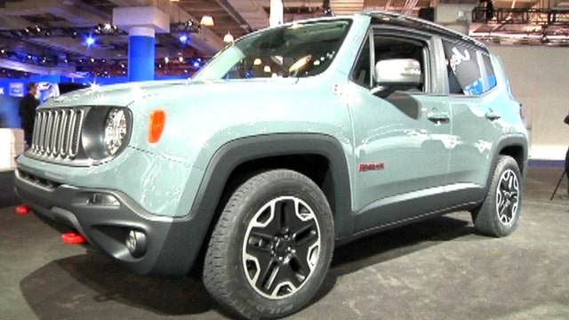 Jeep Renegade Ready to Rock?