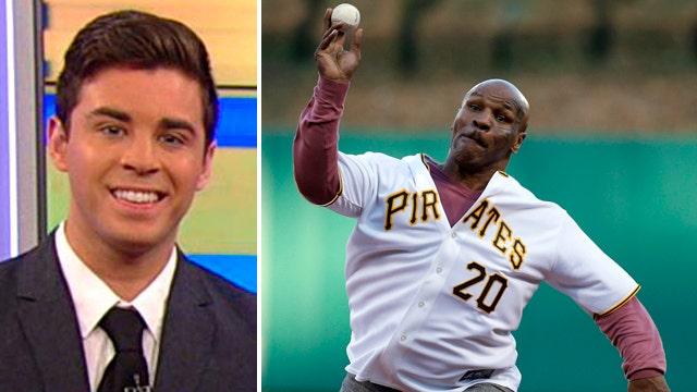 Sports with 'Fox & Friends' intern Justin Marks