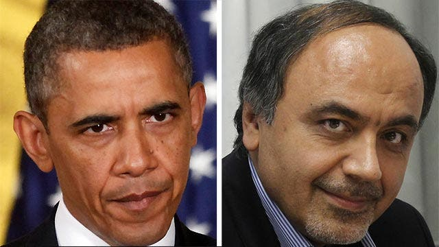 Obama signs bill banning Iran hostage taker from UN job