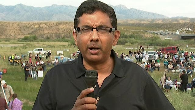 Dinesh D'Souza's take on the Nevada ranch standoff