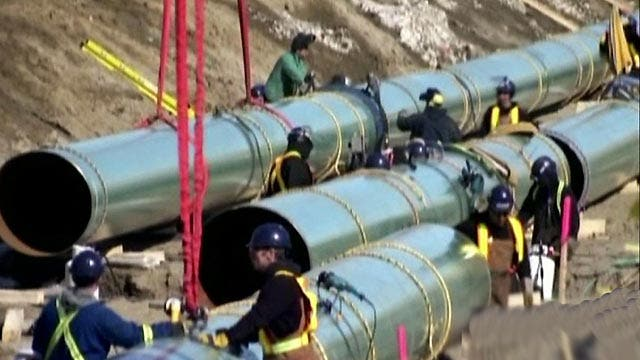 Anger over administration choice to delay Keystone decision