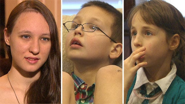 Difficulties facing the children of wounded warriors