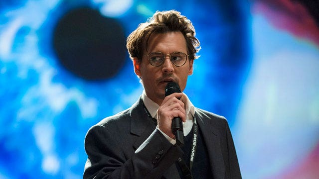 Can Depp's sci-fi thriller 'Transcend' the competition?