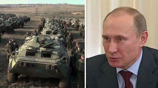 Lt. Col. Peters: Putin has already won