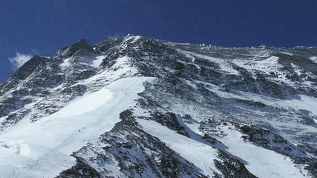 Mountaineer on 'unpredictable' environment of Mount Everest