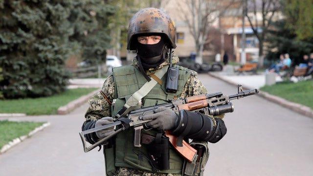 Elliott Abrams on Ukraine crisis: 'We've got to push Putin'