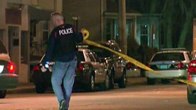 'Military grade' explosives litter streets of Boston suburb