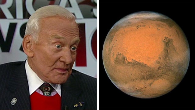 Mission to Mars: Buzz on future of space exploration