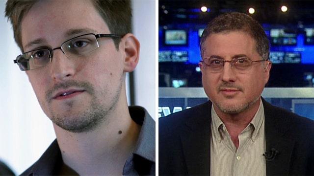 Pulitzer winner on Ed Snowden's leaks