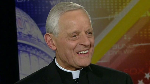 Cardinal Donald Wuerl on the 'Francis effect'