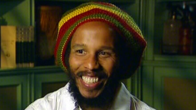 Ziggy Marley talks new music, famous father