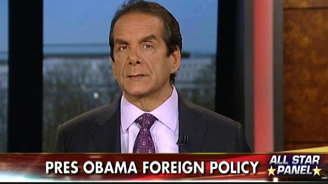 Krauthammer on Obama's Foreign Policy