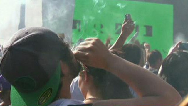 Stoned America: Colorado celebrates 4/20 with pot festival