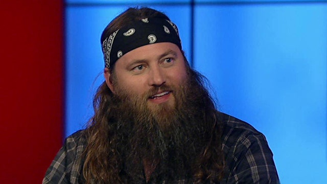 Exclusive one-on-one with 'Duck Dynasty's' Willie Robertson