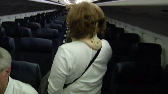 Airlines looking for ways to squeeze more seats into planes