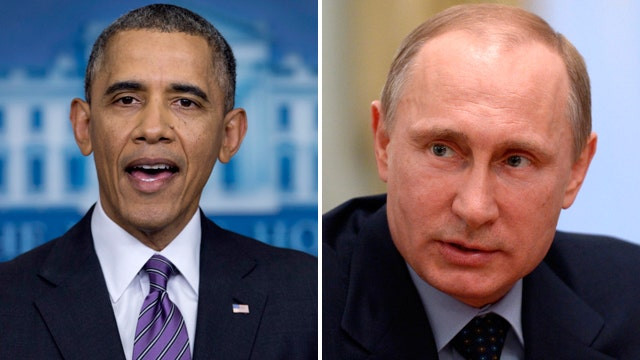 KT McFarland: 'Obama has been mugged by Putin'