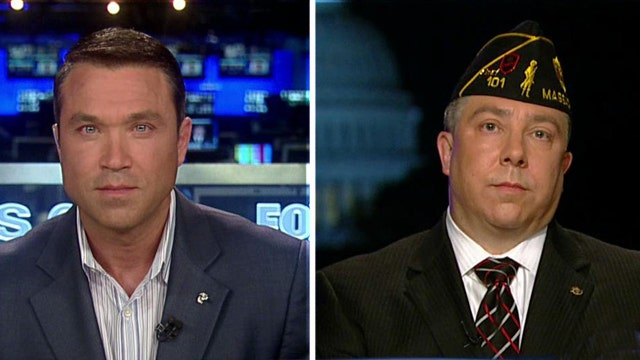 Veterans, congressman demand apology from NY Times for op-ed