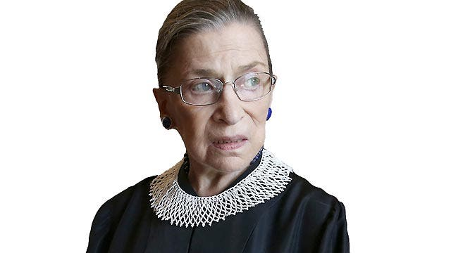 Greta: Liberals, stop trying to shove out Justice Ginsburg