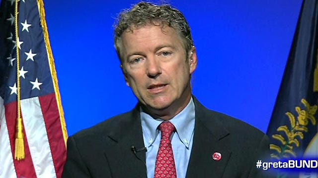 Rand Paul on NV rancher uproar, gov't out of control