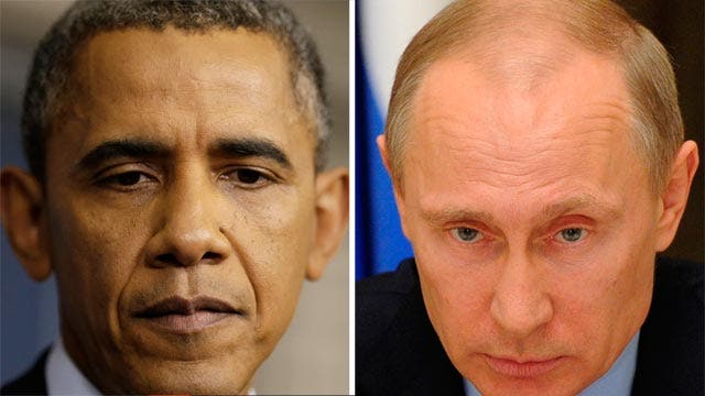 Time for the West to 'intensify' sanctions against Russia?
