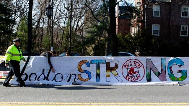 Boston Marathon returns bigger than ever