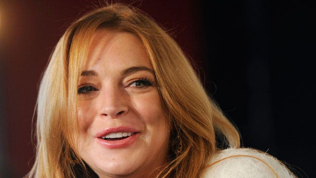 Lindsay Lohan contracts rare, untreatable virus