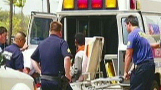 Teen stowaway survives flight to Hawaii