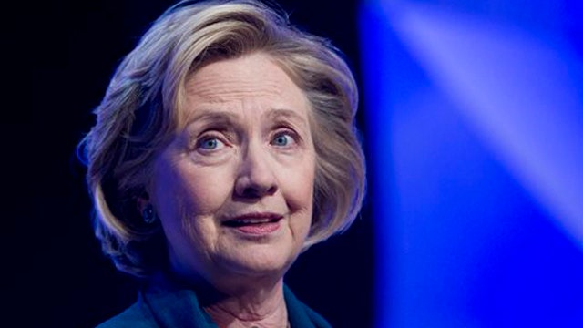Denying Hillary Clinton the presidency