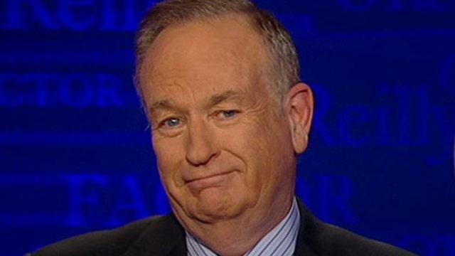 Check out Bill O'Reilly.com