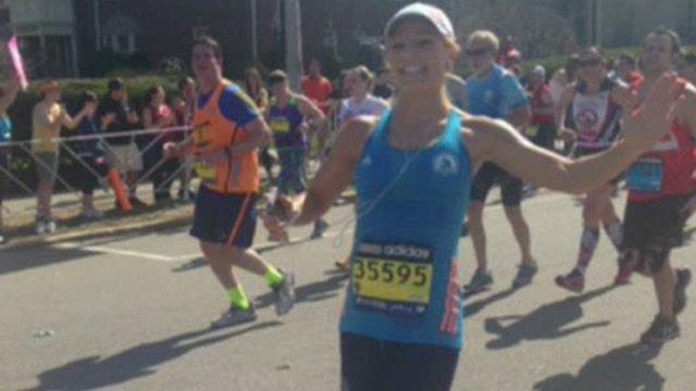 Anna Kooiman reflects on running the Boston Marathon