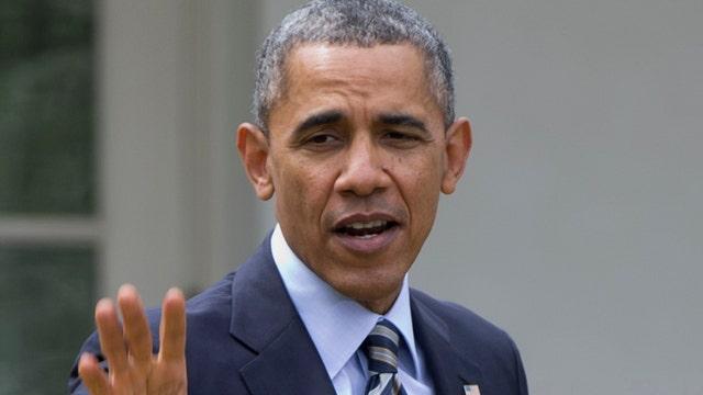 Obama's foreign policy all bark, no bite?