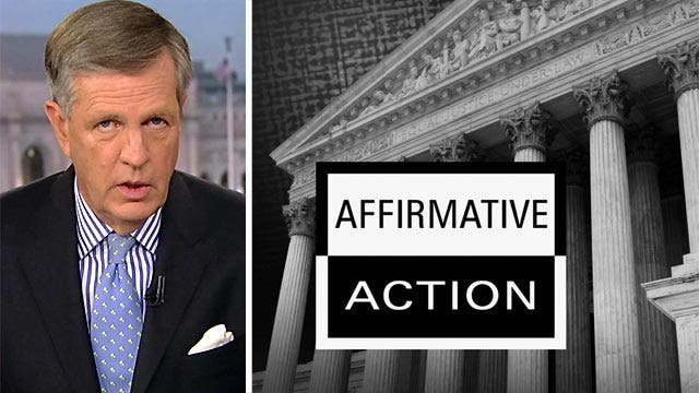 Hume: The upside down world of affirmative action