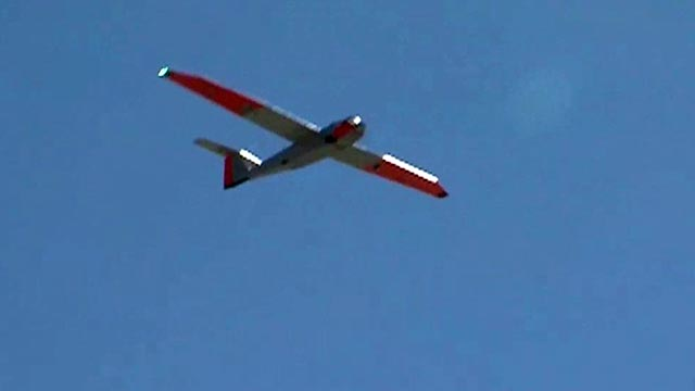 Commercial drones set to share already crowded airspace?