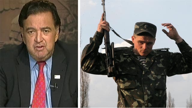 Bill Richardson believes US will give Ukraine light arms