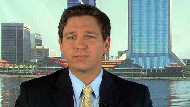 Rep. Ron DeSantis takes on the legal problems with ObamaCare
