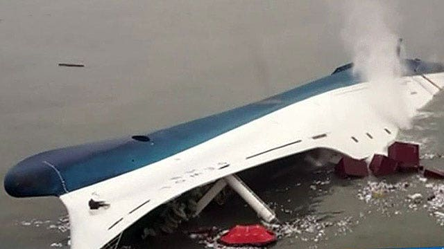 Crew members from South Korea ferry disaster in court