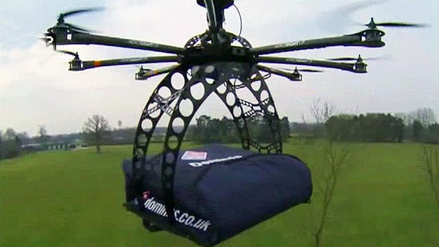 FAA announces first drone testing is ready