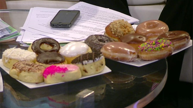 Shot of the Morning: Taste test challenge