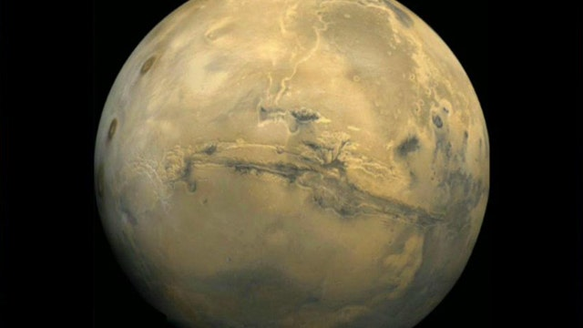How close is NASA to putting an astronaut on Mars?