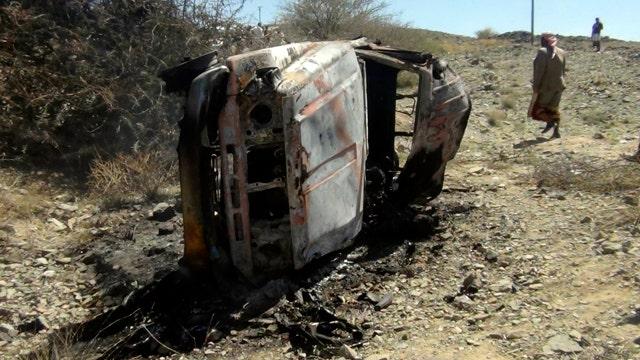 US sifting through rubble of Yemen drone strikes