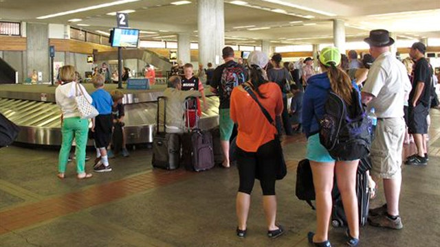 Average American travel budget reportedly up from last year