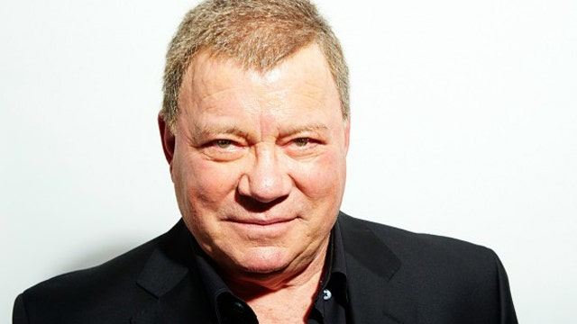 William Shatner brings one-man show to big screen