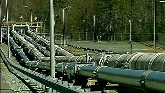 Huge battle over Maryland natural gas export plan