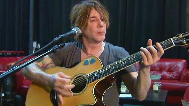 Change of pace for the Goo Goo Dolls