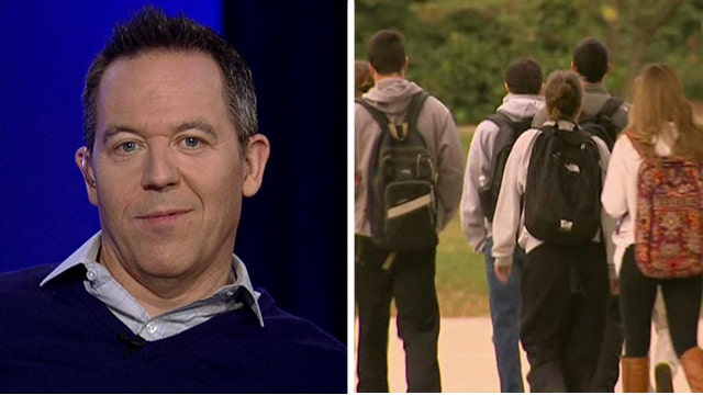 Gutfeld: Liberal bias on campus extends beyond the classroom