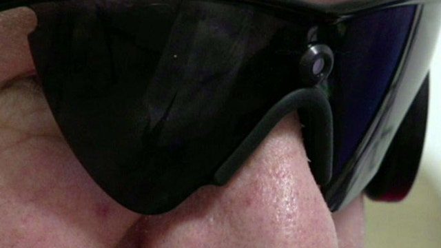 Bionic eye allows man with degenerative disease to 'see'