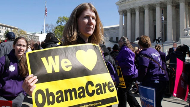 Should Democrats run on or run from ObamaCare?