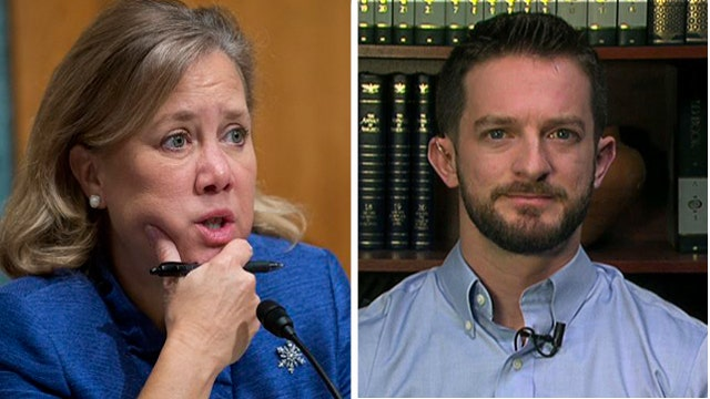 Marine tells Sen. Landrieu why she's wrong about health care