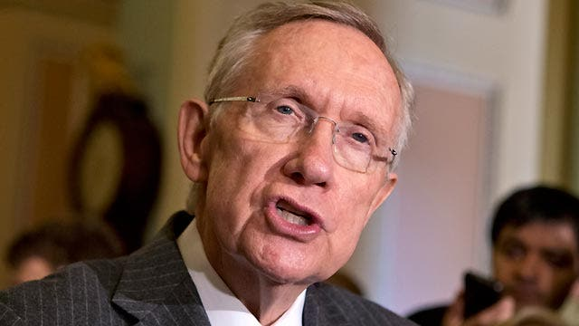 What can be done about 'unethical, dirty' Reid's abuses?