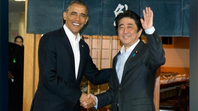Obama reassures Japan of support regarding disputed islands